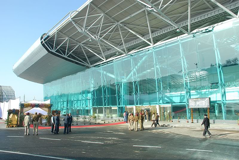 Sri Guru Ram Dass Jee International Airport is located 11 km from Amristar city centre.