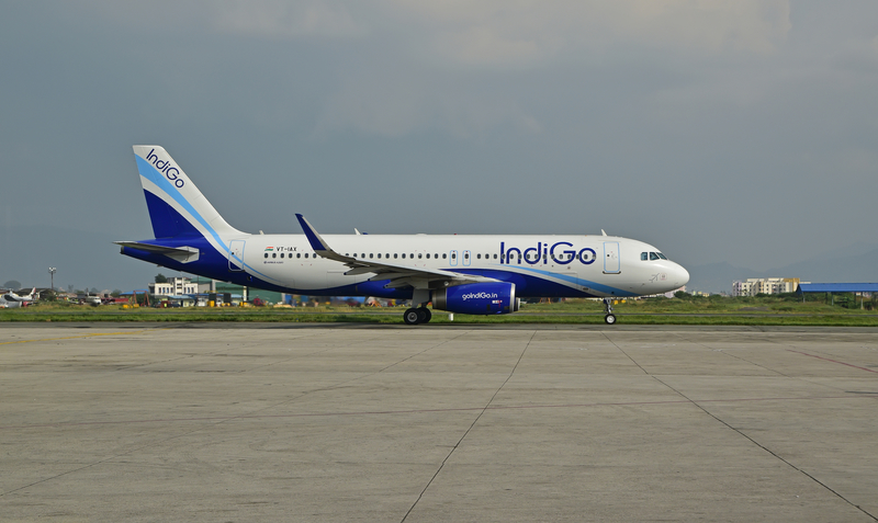 ATQ Airport is a hub for IndiGo.